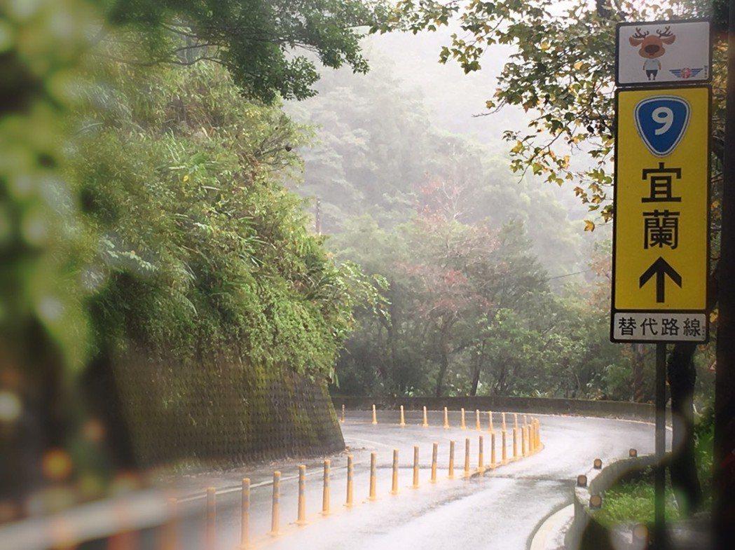 低速檔的運用,在山路駕駛中相當重要。 圖/公路總局一工處提供