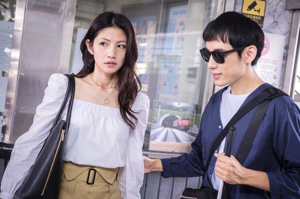李千那(左)對徐鈞浩怒吼發自內心。圖/歐銻銻娛樂提供
