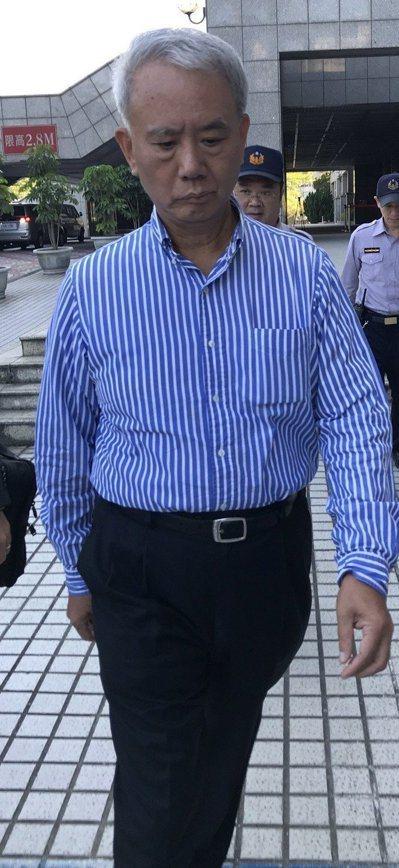 頂新前董事長魏應充涉及劣油案,台中高分院昨裁定加保一億元,限制住居、定期到台北市...