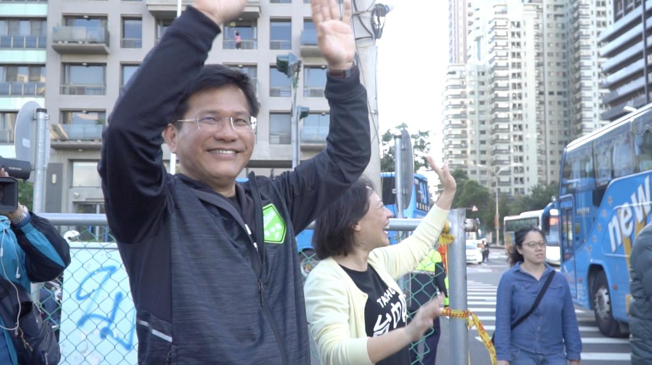 前台中市長林佳龍。圖╱聯合報系資料照片