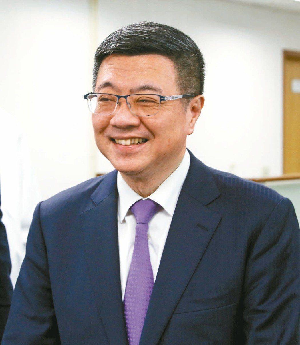 民進黨主席參選人卓榮泰。圖╱聯合報系資料照片