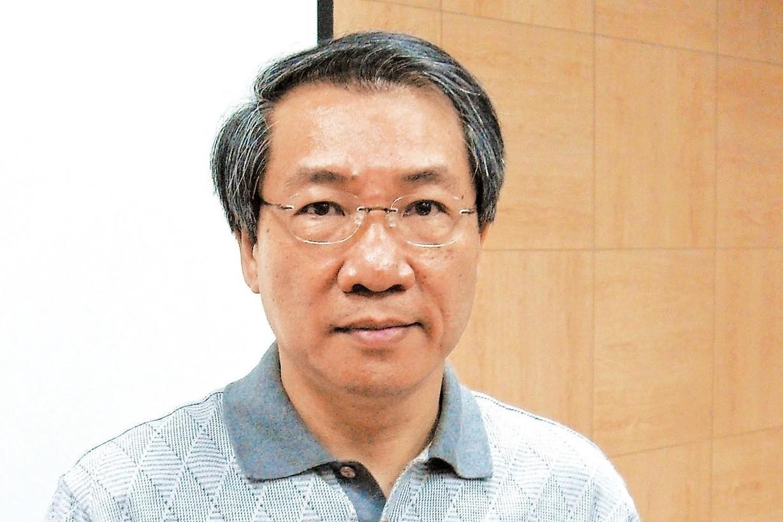 禾伸堂董事長唐錦榮。 圖/聯合報系資料照片