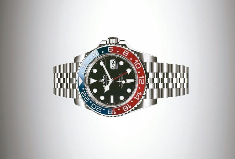勞力士Oyster Perpetual GMT-Master II腕表,30萬6...