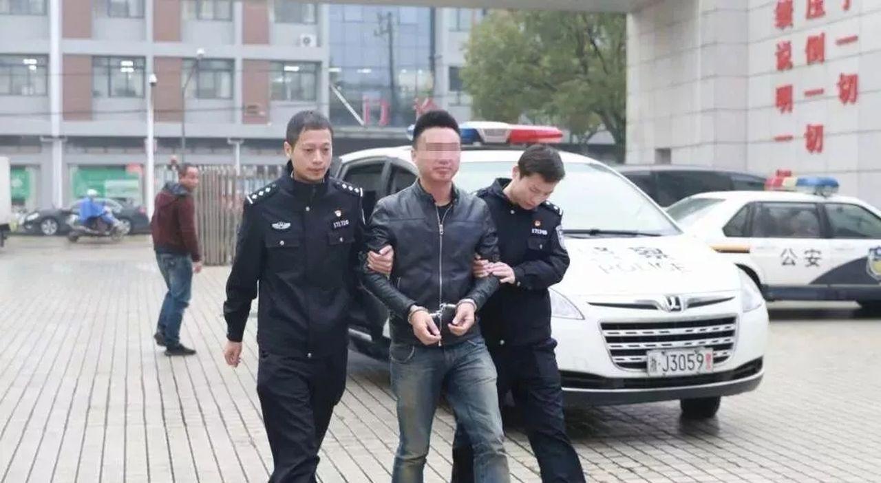 浙江男子殺人逃亡24年被抓,已漂白身分成波蘭富商。(取材自浙江省公安廳微信公眾號...