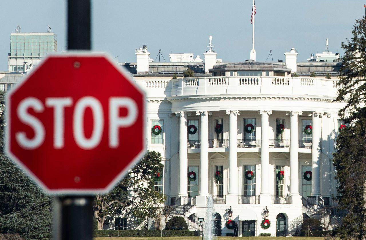 聯邦政府將關閉到明年 法新社
