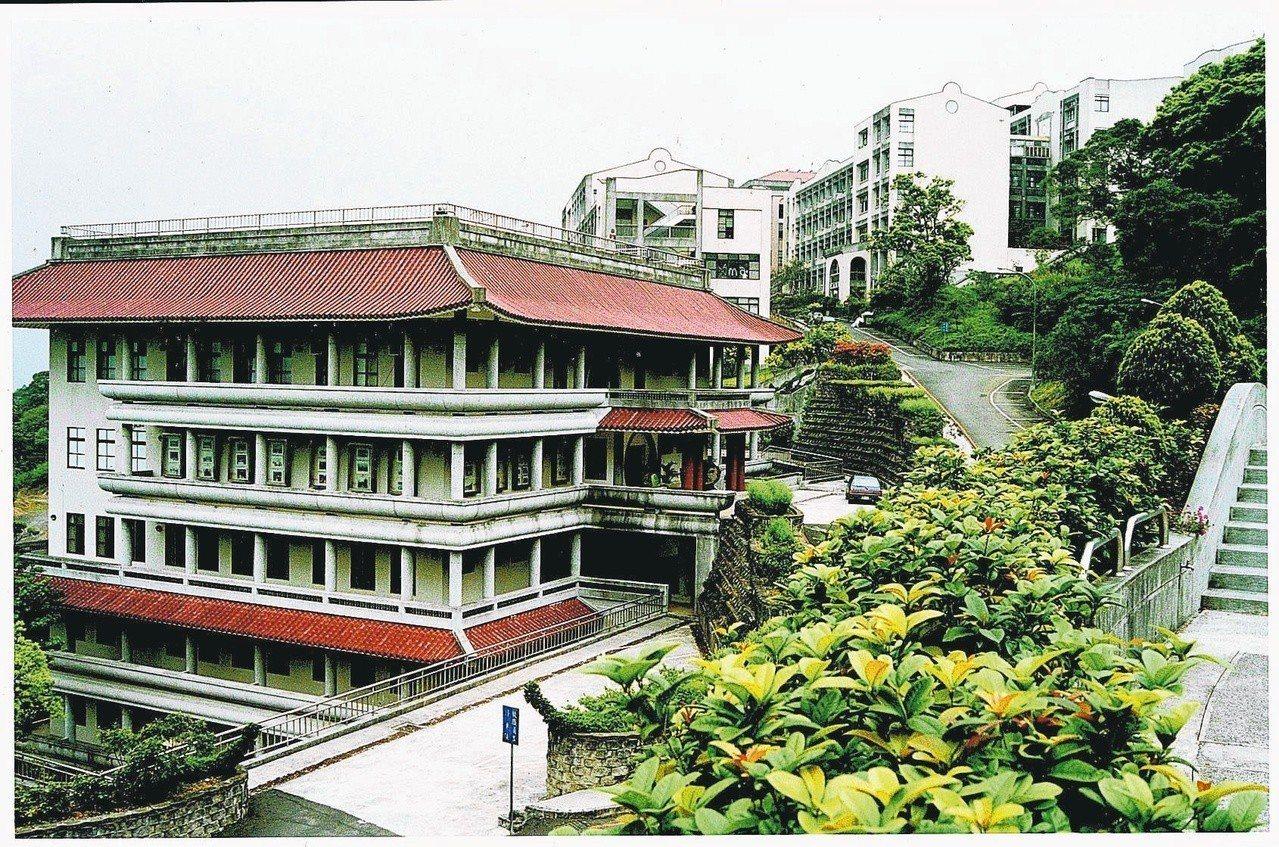 華梵大學。 圖/聯合報系資料照片