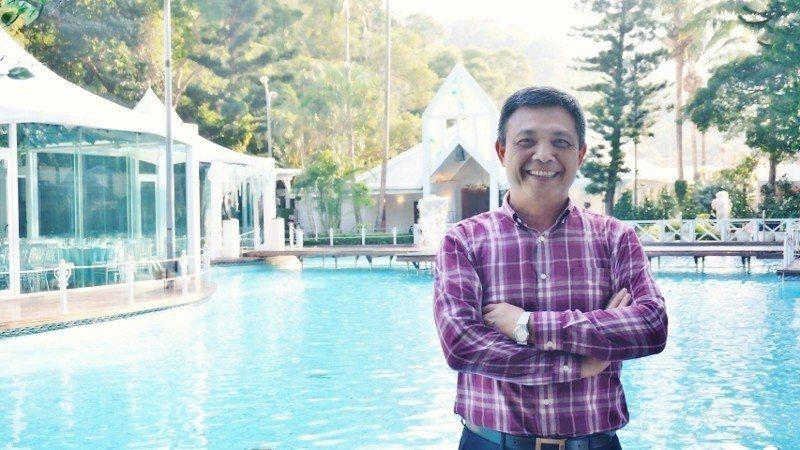 青青婚宴文創集團董事長吳永強,緊跟市場需求,在結婚人口下滑之際,持續創造品牌吸引...
