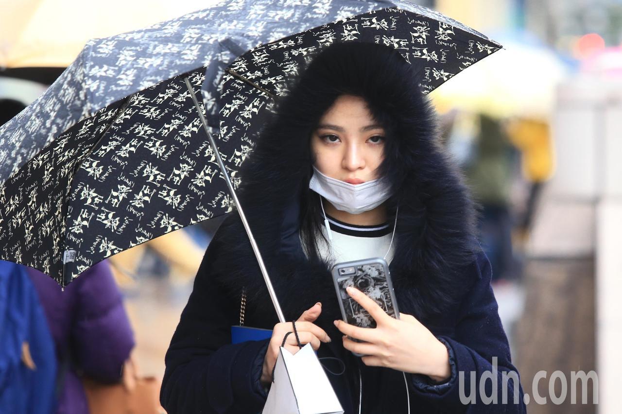 今天清晨北部平地低溫出現在淡水13.4度、台北市也只有最低溫14.8度,顯示北台...