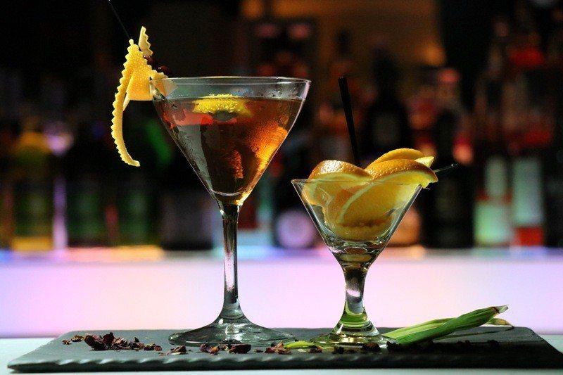 新竹喜來登推出「冬季微醺特調」共6款冬日限定的冷熱威士忌特調飲品。圖/新竹喜來登...