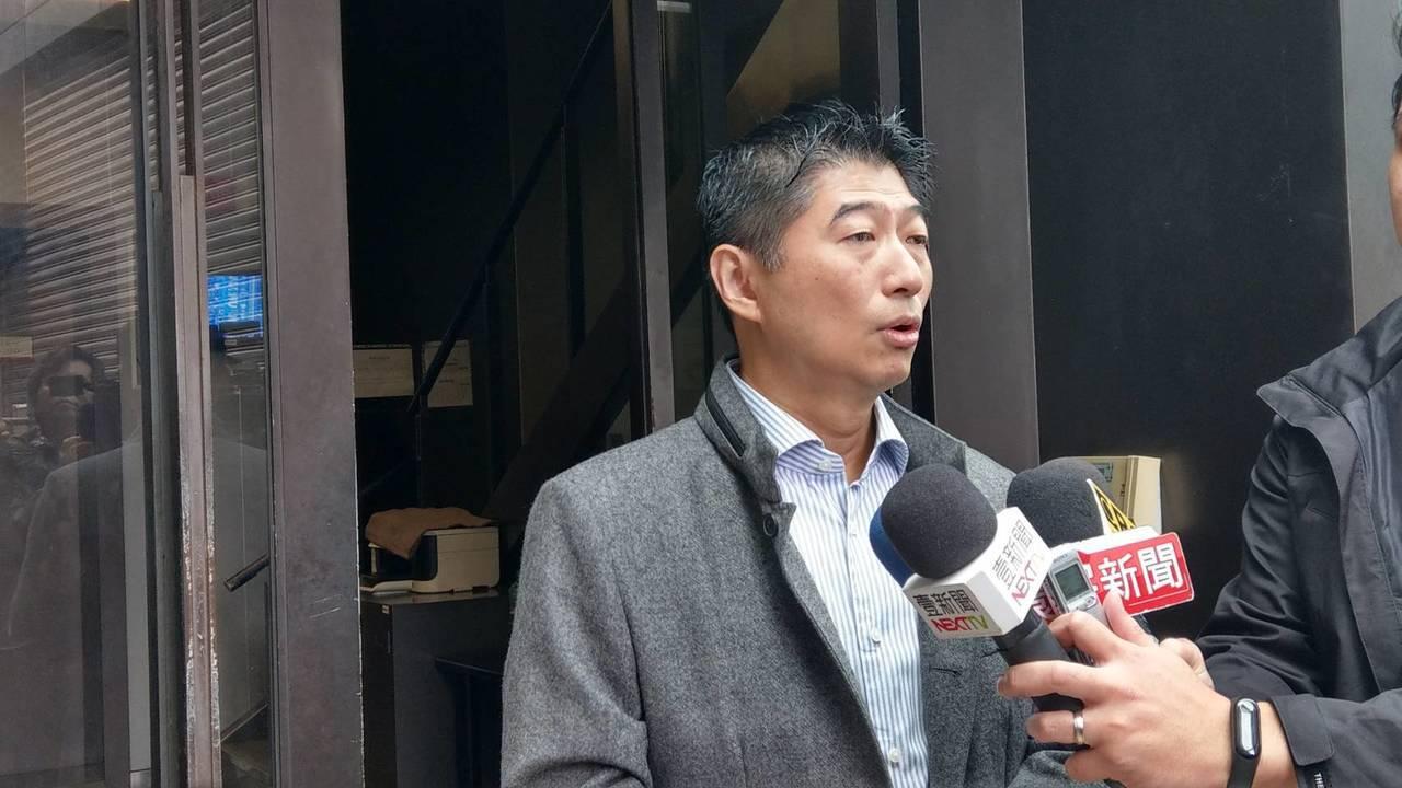 國民黨立委參選人陳炳甫。記者楊正海/攝影