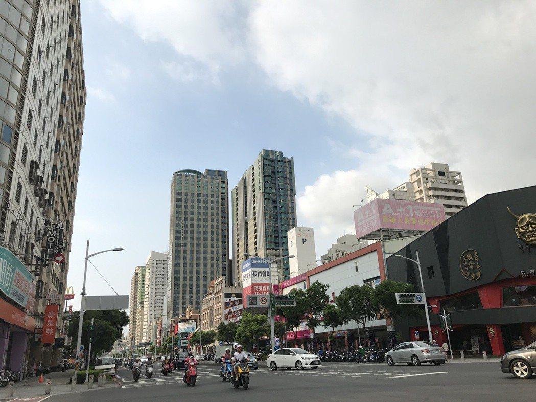高雄房市 記者游智文/攝影