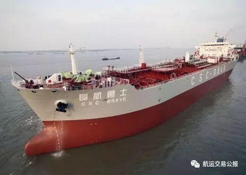 長航油運將在明年1月8日重回A股。(取自網路)