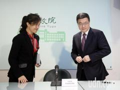 「轉向前線作戰」卓榮泰請辭政院秘書長 投入黨魁補選