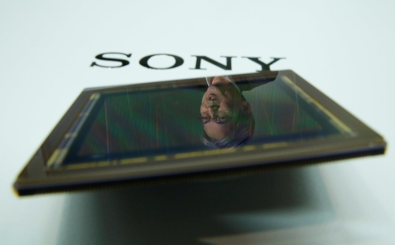 法人預期,Sony的CMOS感測元件占近半全球整體智慧型手機需求量。 路透