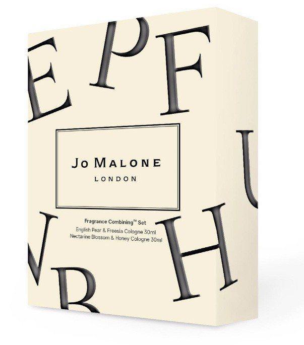 Jo Malone IRRESISTIBLE PAIRS香氛絕配限定包裝,全台限...