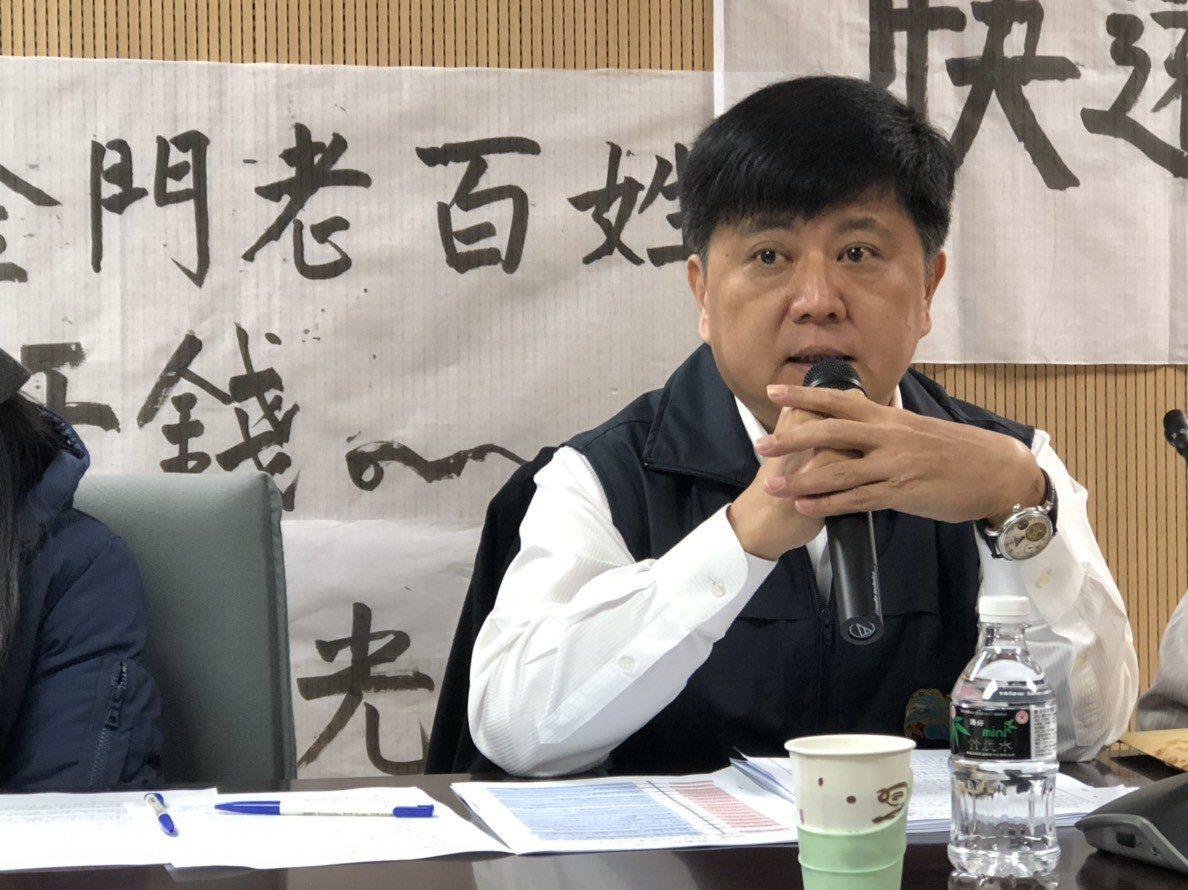 金湖分局長張文峰表示,目前已由刑事警察局循兩岸共同打擊犯罪機制,尋求對岸協助追捕...