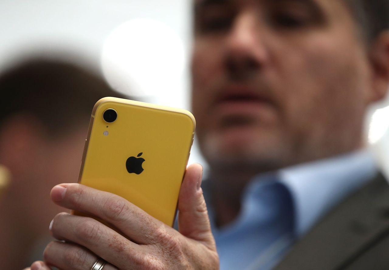 一項市調資料發現,iPhone XR從Google安卓系統「搶」客的表現强過去年...