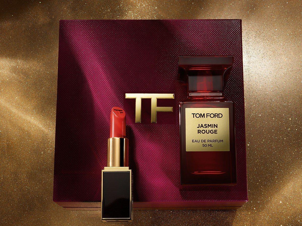 TOM FORD私人調香系列茉莉紅限量高級訂製禮盒2019限定版,售價9,800...