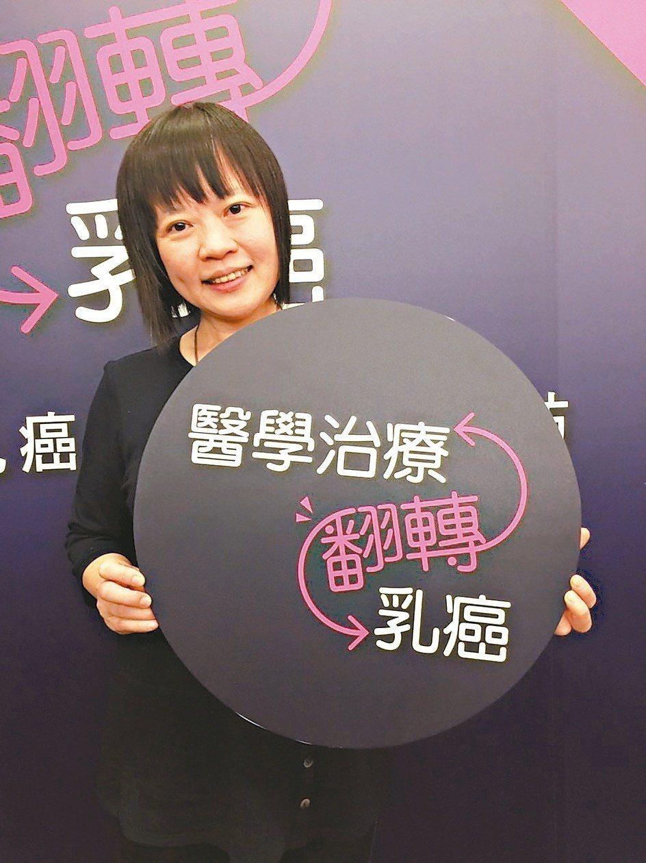 40多歲的孫小姐,看著姐姐不願接受正規治療而辭世,發現乳癌後決定絕不步上姐姐的後...