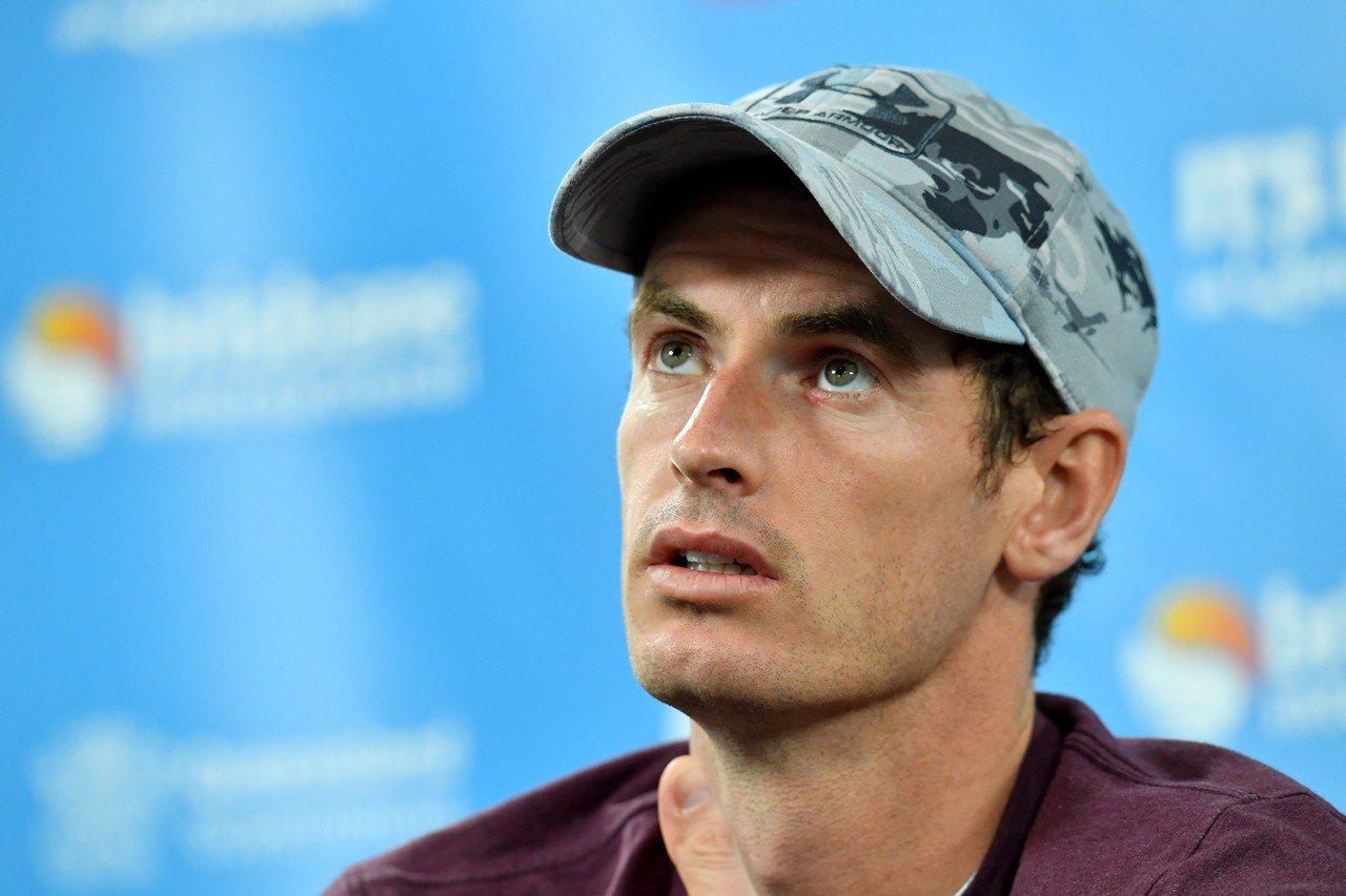 墨瑞將在布里斯本網賽復出再戰,為1月14日登場的澳網熱身。 歐新社