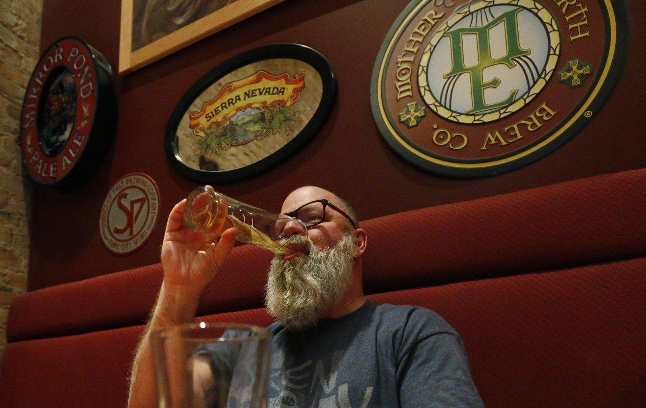 提高開車酒精含量標準 猶他州將成全美最嚴格州 一小時內喝兩罐啤酒就超標 美聯社