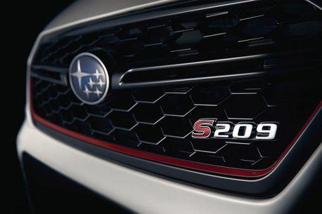 Subaru高性能限量車款震撼彈!S209確認登陸北美市場