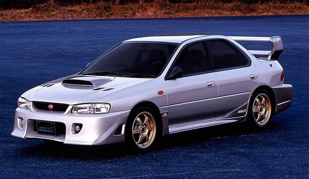 從2000年率先推出的Subaru WRX STI S201高性能限量車型開始,S Series車系就一直是其他市場最垂涎的夢幻珍藏逸品。 圖/Subaru提供