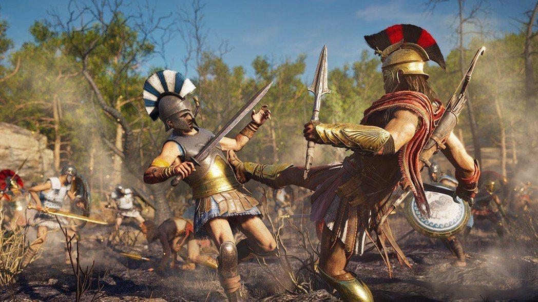 《刺客教條:奧德賽》將刺客系列又帶往一波新的層次,更多的技巧與任務讓玩家可以盡情...