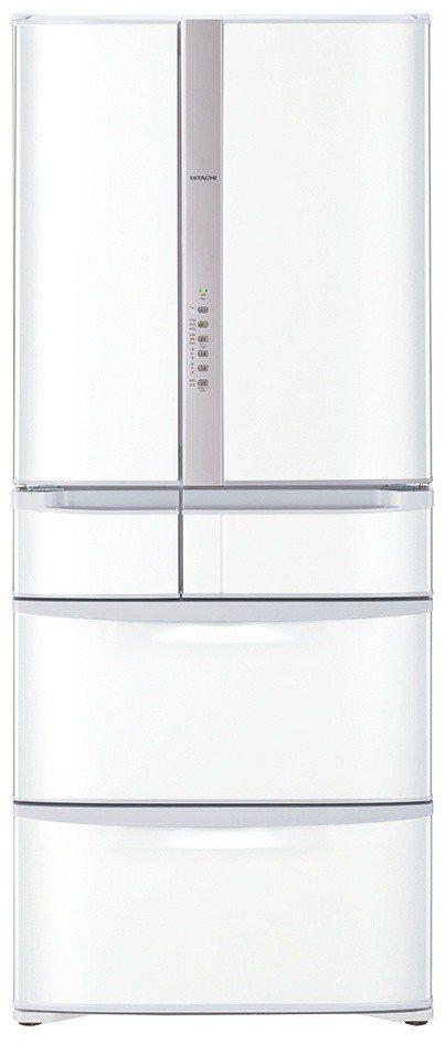 HITACHI 615L六門日製冰箱,市價76,900元、特價69,900元,買...