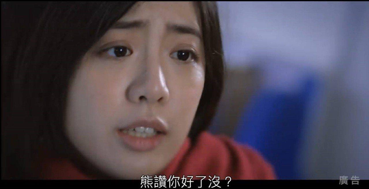 「學姊」黃瀞瑩透過影片呼籲大家跨年要當「潔客」,共享歡樂、不留垃圾。圖/北市環保...