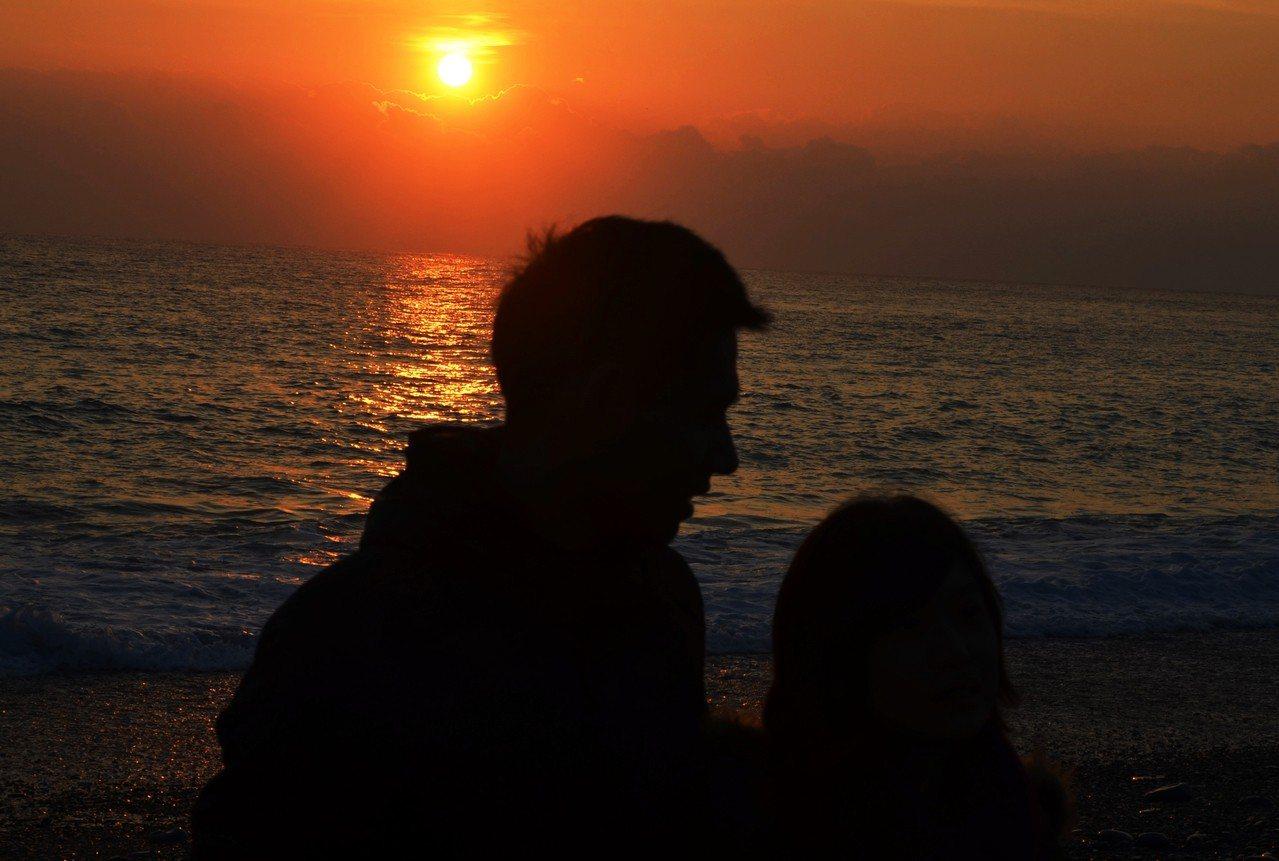 元旦四天連假,來台東可以參加跨年、迎曙光。 圖/聯合報系資料照片