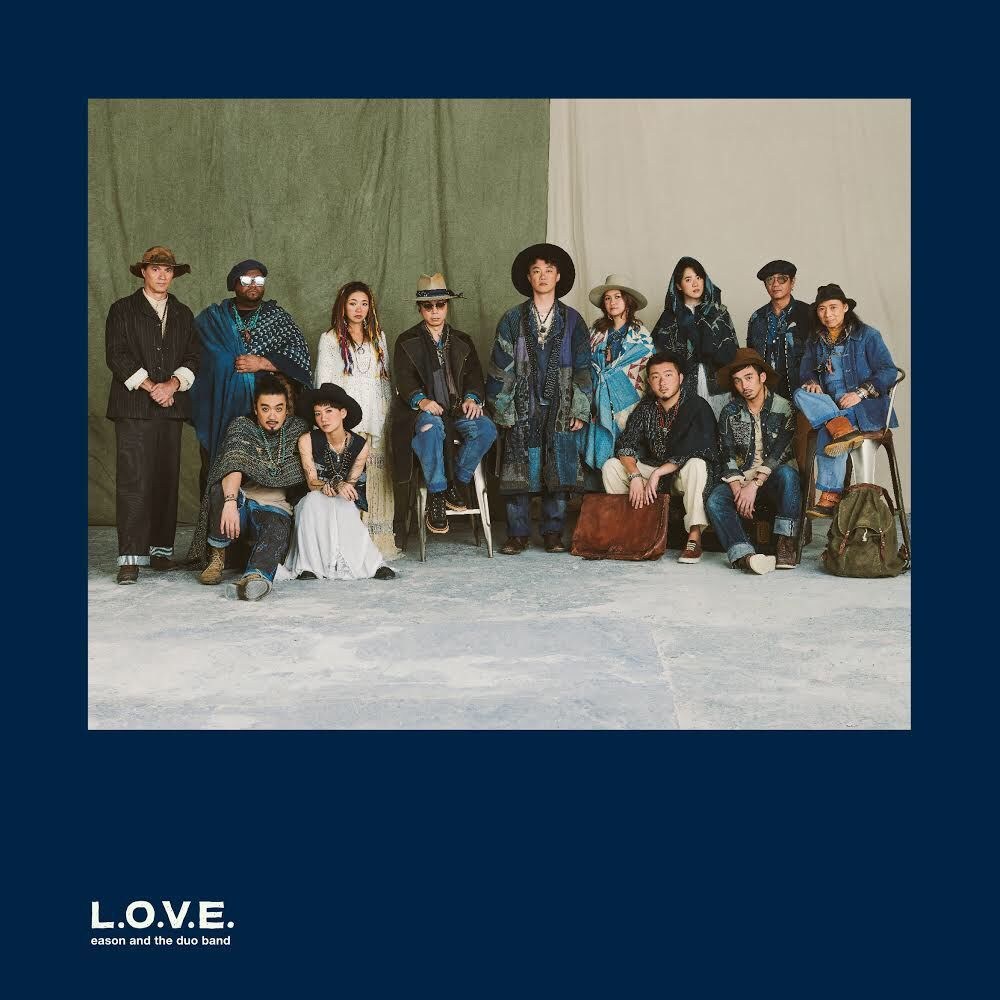 陳奕迅最近發表新專輯「L.O.V.E」。圖/環球提供
