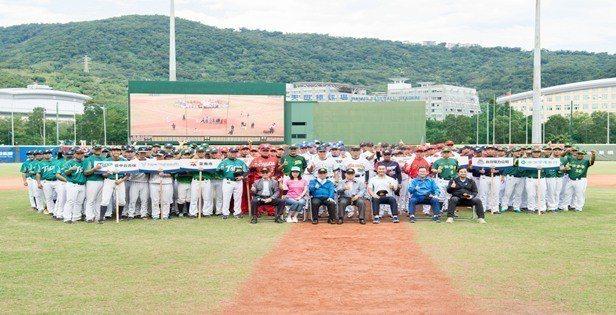 爆米花棒球聯盟今天起進行季後挑戰賽,15日開始進行5戰3勝制總冠軍賽。 中華棒協