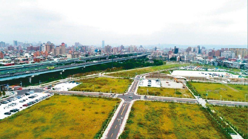 三重、土城、新店、板橋、桃園A7等平價重劃區,成為市場買氣指標。 (本報系資料庫...