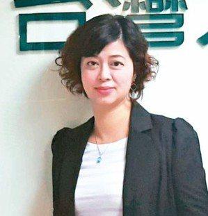 台灣人壽忠孝通訊處展業主任游碧娟。 圖/游碧娟提供