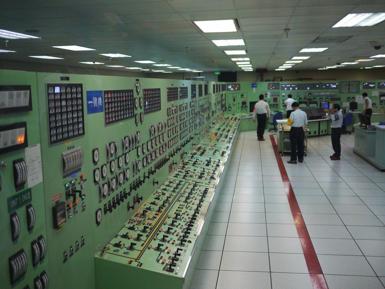 核二廠。 聯合報系資料照/記者林良齊攝影