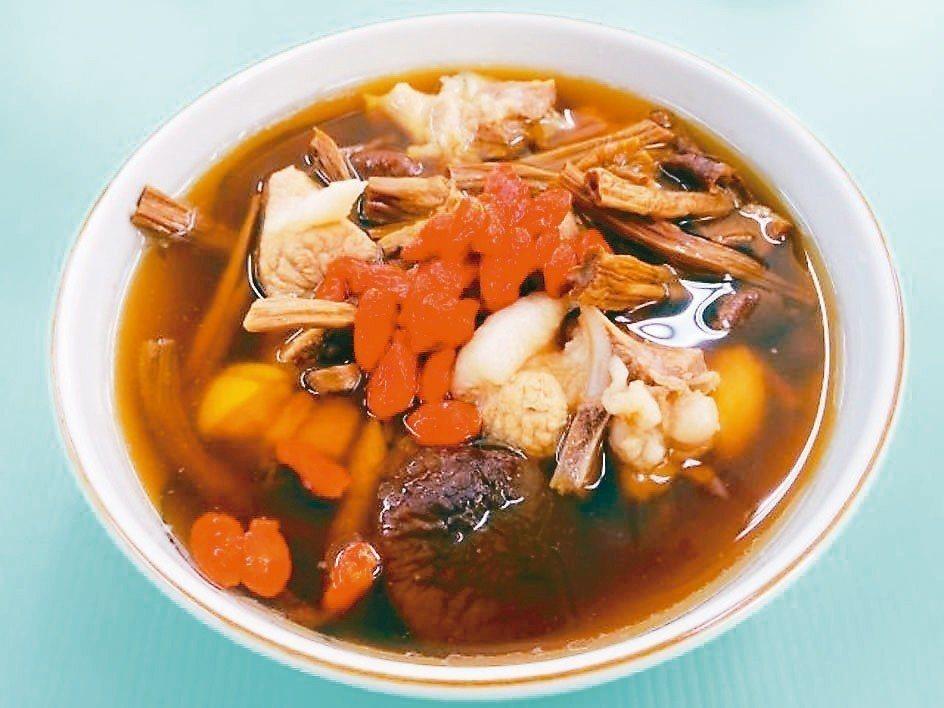 茶樹菇燉肉排 照片/周承俊提供