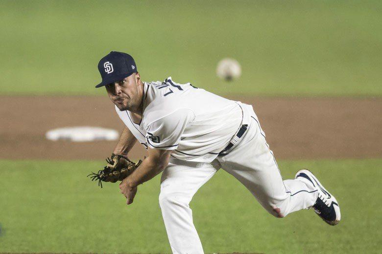 教士投手魯凱西投球動作古怪無比,而且球速不快、球種單調,但竟然能常常破壞大聯盟不...
