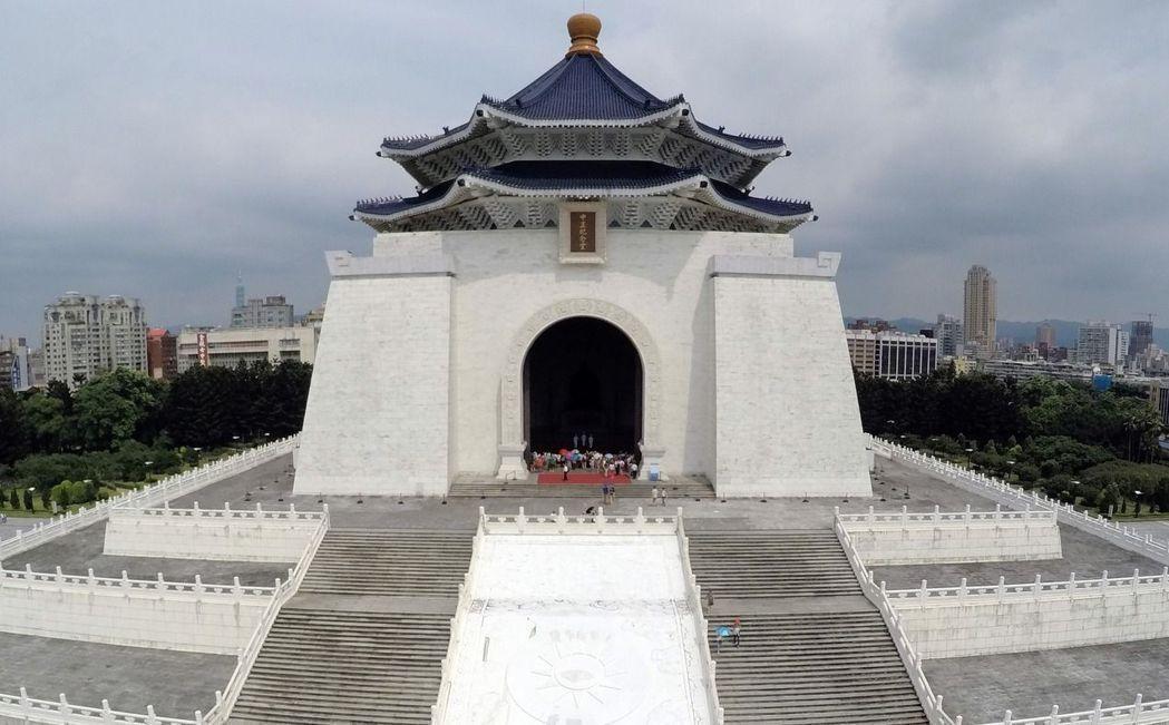 中正紀念堂轉型,學者建議可朝向類似寬容博物館。 聯合報系資料照