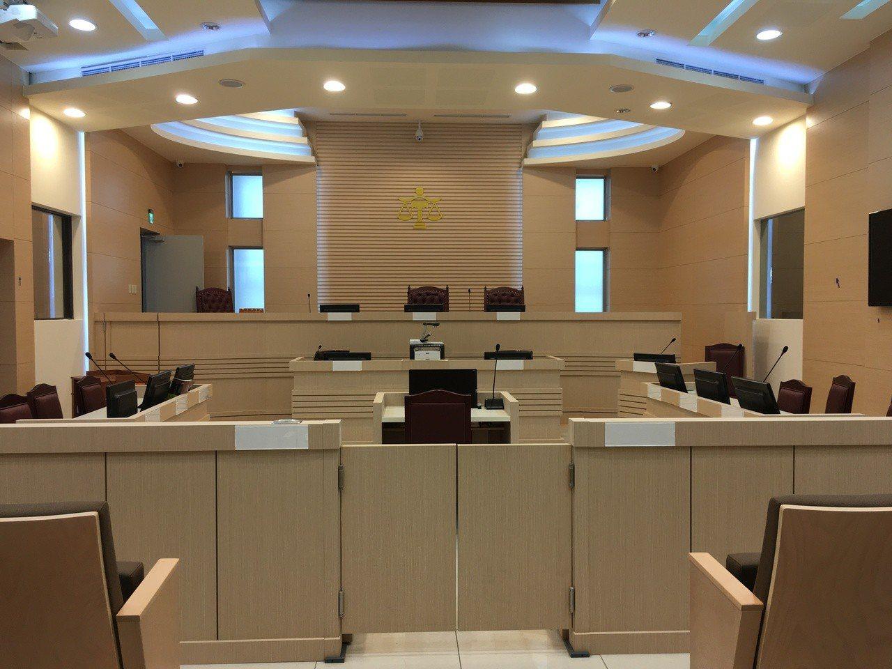 新竹地方法院。圖/資料照