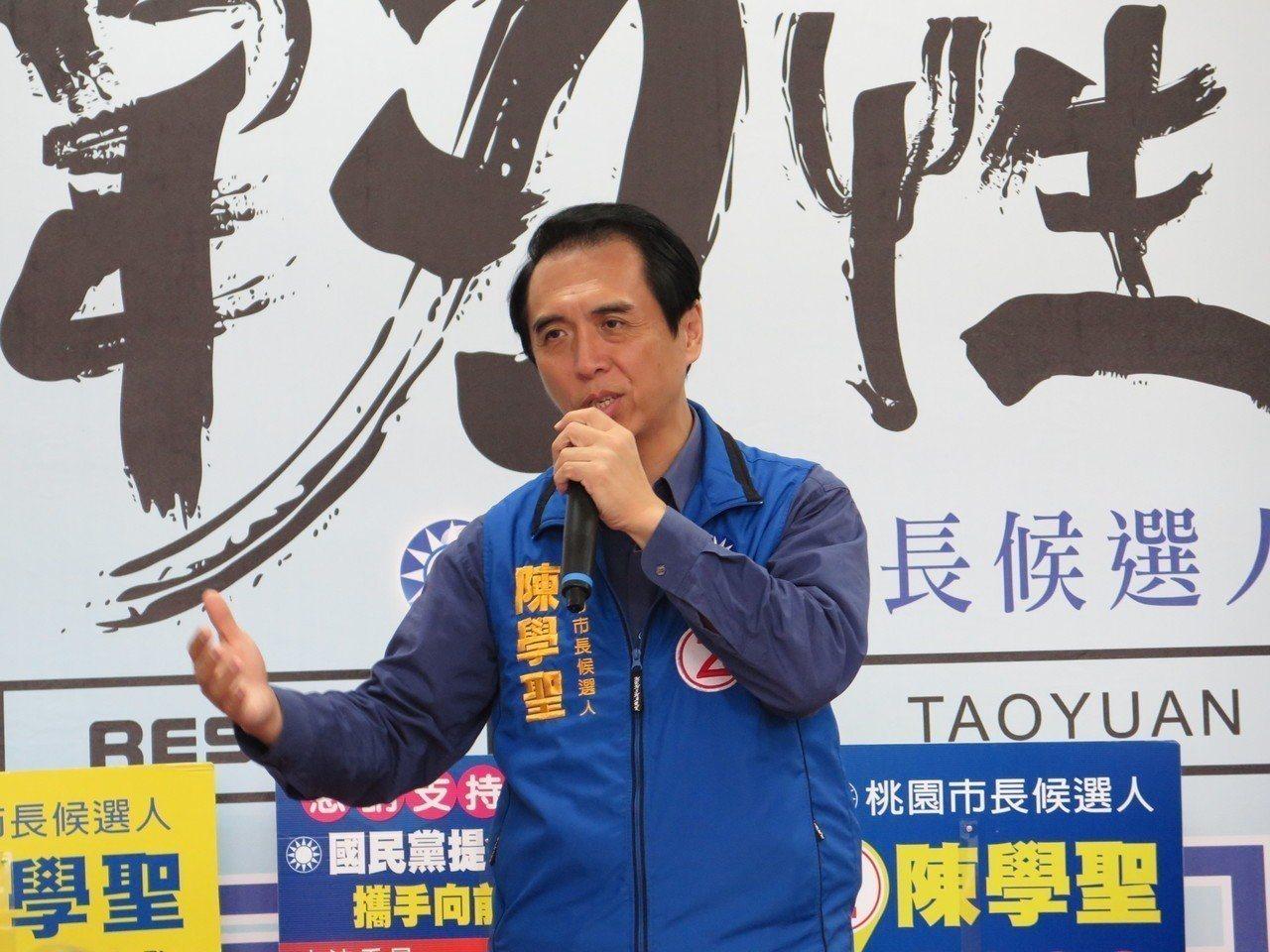 國民黨立委陳學聖。報系資料照