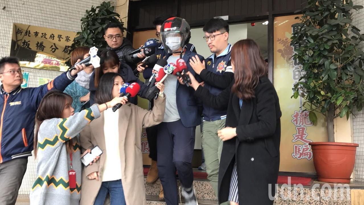 六福皇宮主廚游甯鈞透過承辦員警說「等我出來一定會想辦法還錢,請欠債的對象不要為難...