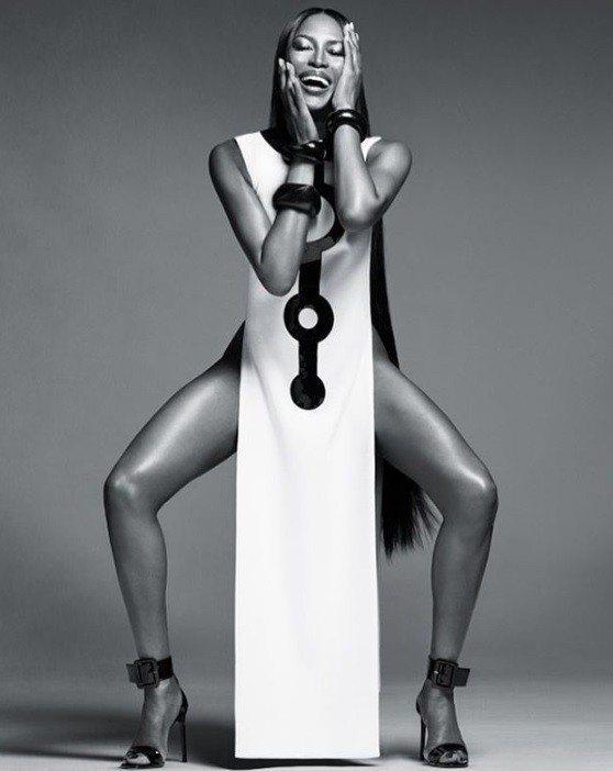彩妝品牌Nars新代言人也找來八、九○年代的超模代表之一「黑珍珠」娜歐蜜坎貝兒。...