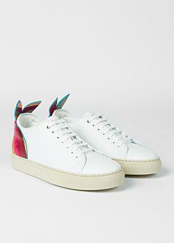 兔子造型休閒鞋,22,800元。圖/Paul Smith提供