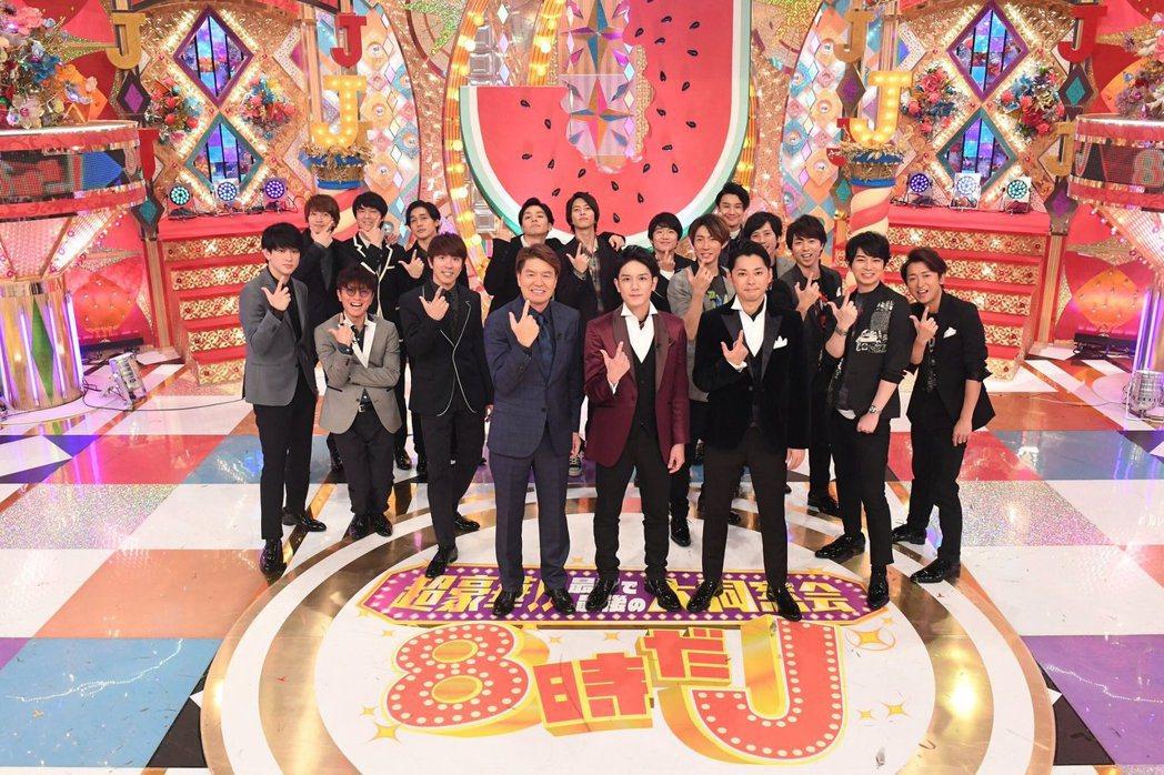 「傑尼斯GO」是瀧澤秀明等傑尼斯藝人在出道前的共同回憶。圖/摘自推特