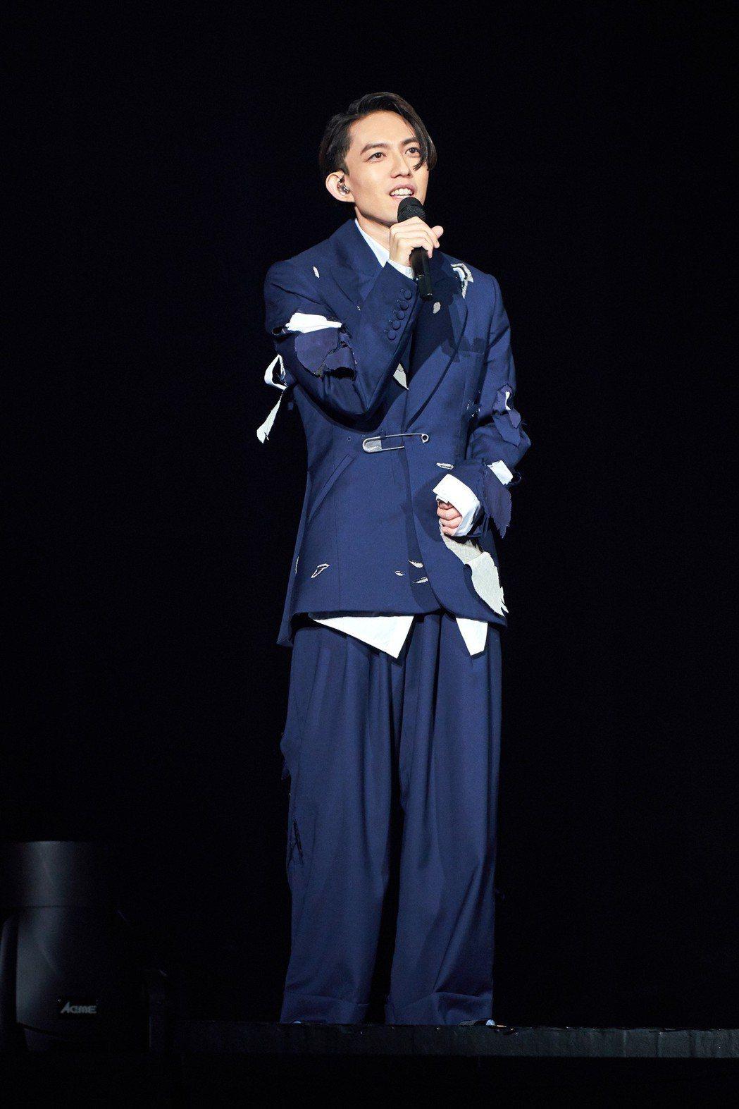 林宥嘉親任「idol」世界巡迴演唱會總監。圖/華研提供