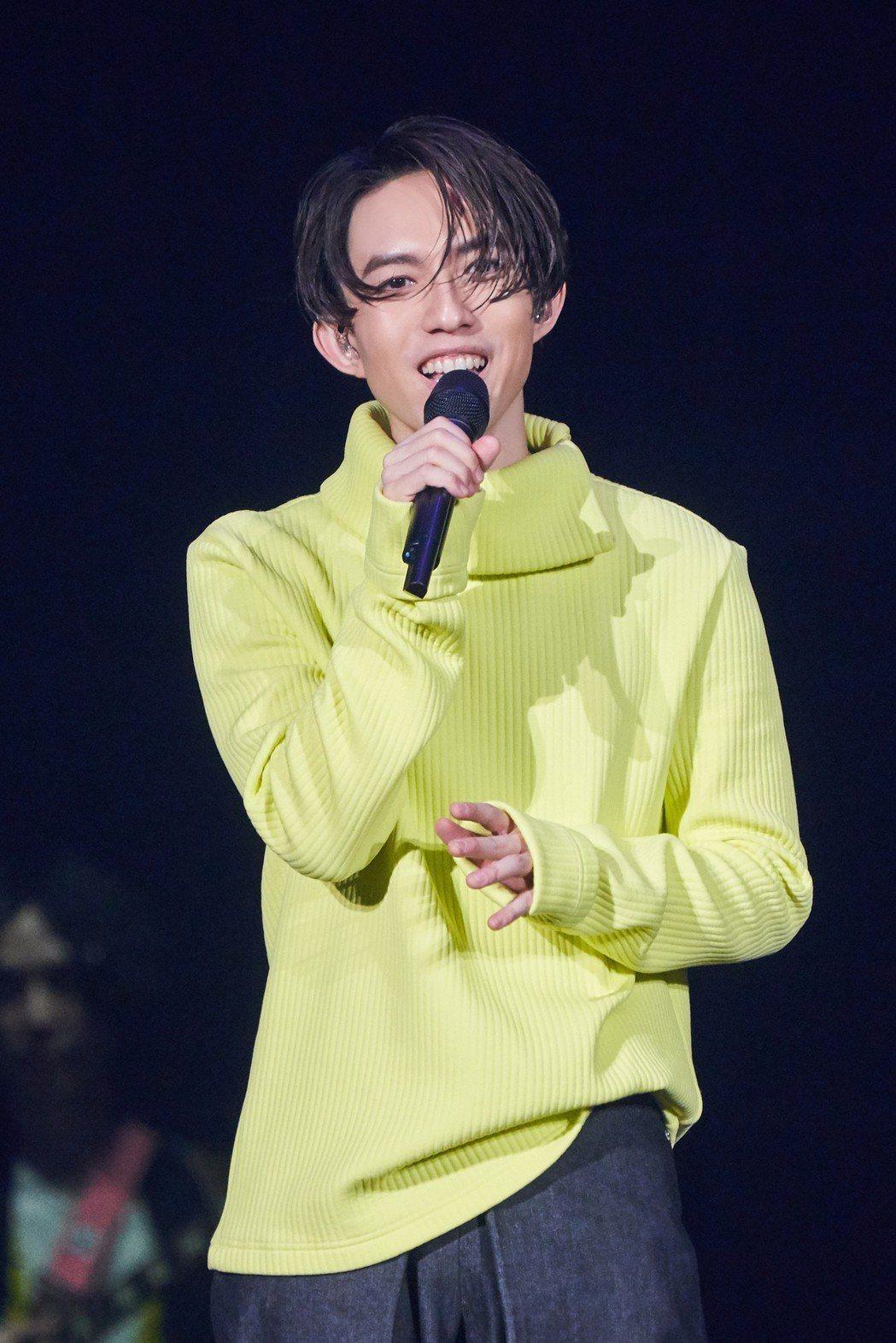 林宥嘉連著2日站上台北小巨蛋開唱。圖/華研提供