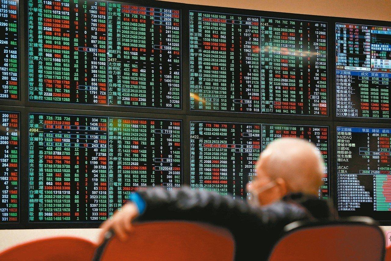 台股10月11日大跌660點,終結345天的「史上最長萬點」行情。 圖/聯合報系...