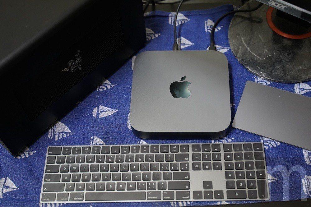 針對無法擴充顯示卡效能的新款Mac mini也有助於提昇圖像運算表現