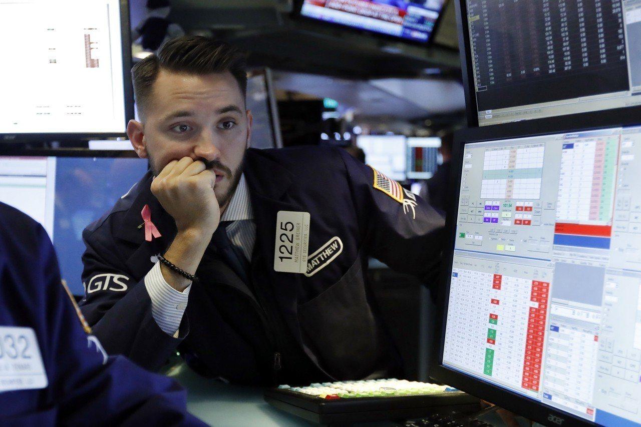 美國投資人2018年撤離投資垃圾級債券基金的金額達600億美元,創下紀錄。(圖/...